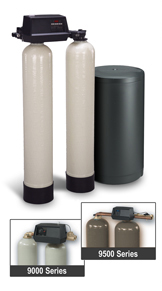 Alternating Twin Commercial Water Softeners