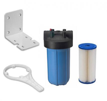 chlorine removal filters for smaller homes