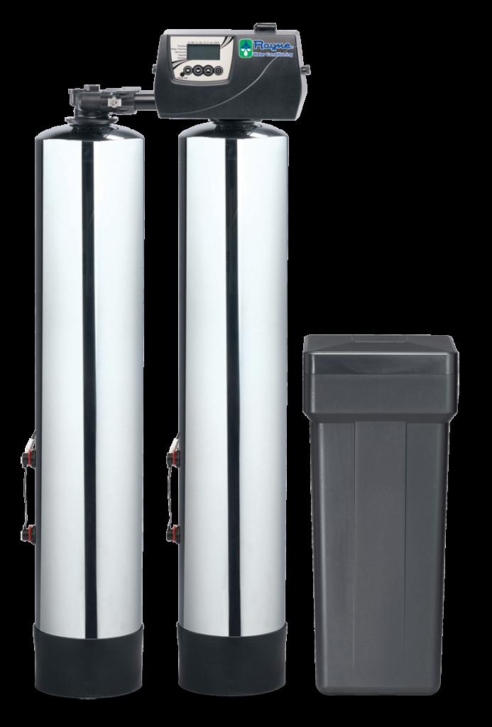 Rayne Smart Twin Tank water softeners